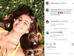 Cosmetiques, Addison Rae lance sa marque de beaute Item Beauty