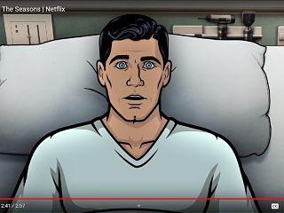 Serie Archer, la saison 11 de la production a la television sur FXX
