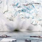 Arctique : une fonte accélérée de la banquise