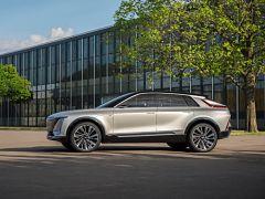 Cadillac Lyriq, la premiere voiture electrique du fabricant americain