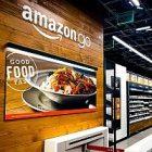 Un chariot d'épicerie lancé par Amazon