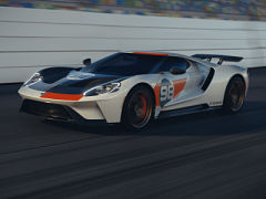 Ford GT Heritage Edition, nouvelle voiture du fabricant americain