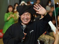 Kansai Yamamoto, le designer de mode ayant collabore avec David Bowie est mort