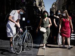 Ventes de velos, les fabricants de bicylettes comme Decathlon debordes