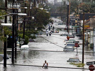 Ouragan Katrina, une mini serie basee sur le livre de Sheri Fink