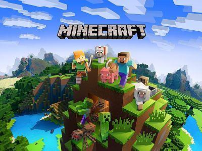 Minecraft sur PlayStation VR, jeu video en realite virtuelle sur PS4