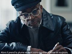 Montblanc, Spike Lee choisi comme egerie par la marque de luxe