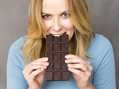 Chocolat au lait, une valeur nutritive plus haute avec des antioxydants