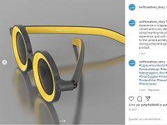 Filtres Snapchat, des lunettes en realite augmentee de Swift Creatives