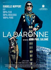 Comedie La Daronne avec Isabelle Huppert au top du box office France