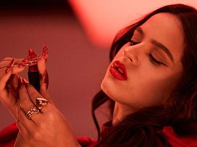 Viva Glam MAC Cosmetics, Rosalia est l egerie du rouge a levres