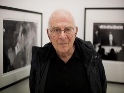 Le photographe Frank Horvat