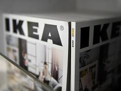 Ikea, des meubles de seconde main dans un magasin en Suede