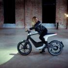 Une moto électrique ultra-légère, mais qui a un prix…