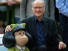 Quino: mort de l auteur argentin, createur de la BD Mafalda