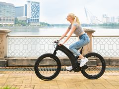 Velo electrique Reevo de Beno Technologies, une bicyclette high tech