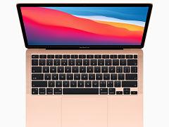 Apple, la puce M1 dans les ordinateurs de la marque americaine