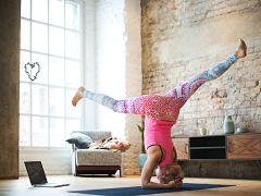 Yoga, festival virtuel avec des cours axes autour de cette discipline