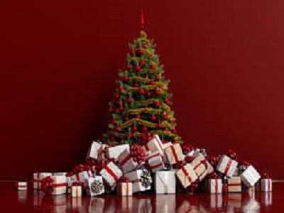 Des cadeaux sous le sapin