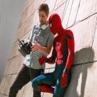Tom Holland diffuse une première image de « Spider-Man 3 »