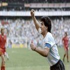 La mort du mythique footballeur Diego Maradona