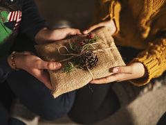 Noel, cadeau ecolo respectueux de l environnement et zero dechet
