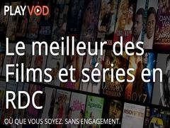 PlayVOD Congo propose des films variés