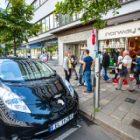 Les voitures électriques gagnent du terrain en Europe