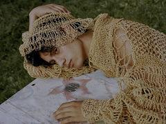 Paille dans la mode et l artisanat a travers Emma Bruschi