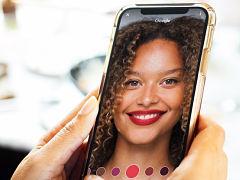 Maquillage, essayage virtuel de makeup propose par Google