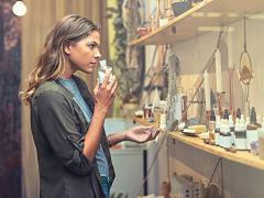 Parfums, les ventes en ligne de fragrances en hausse en France