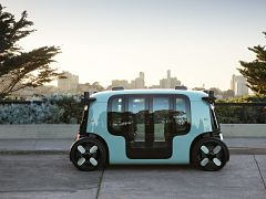 Zoox, Amazon presente sa navette autonome roulant avec l electricite