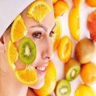 Des aliments pour prévenir l'acné sur la peau du visage