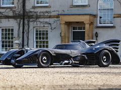 Batmobile, voiture de Batman en vente a la maison Bonhams