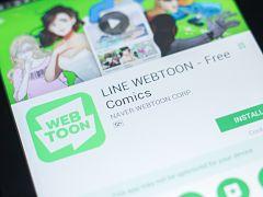 Webtoons, BD numeriques a lire sur smartphone sur Verytoon