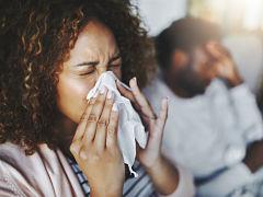 Allergies et stress, les reactions allergiques selon une etude