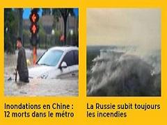 actualités environnement sur Veedz