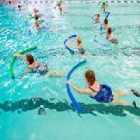 L'aquafitness pour la santé et le corps